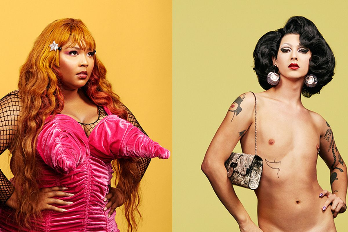 Hold onto Your Wigs Pt. 2: See Amazing Portraits of Trixie Mattel, Violet Chachki and More
