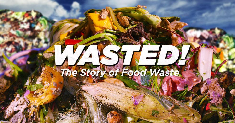 Anthony Bourdain Tackles Food Waste in New Documentary