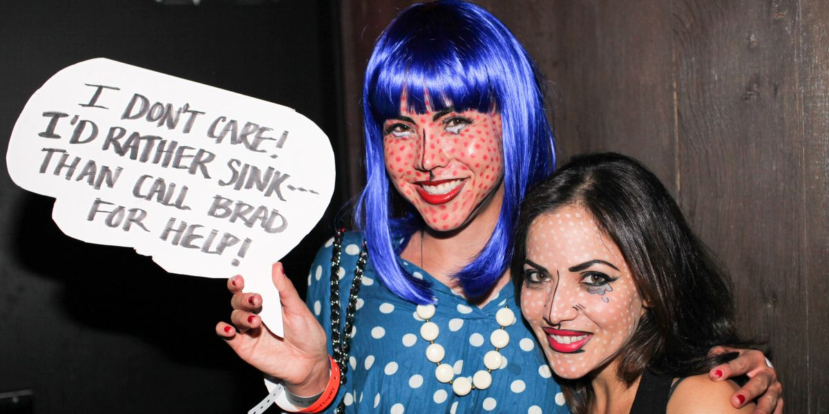 10 Halloween Arty-Parties to Get Your Cultural Scare On