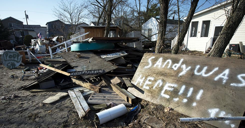 After Sandy, We're Ignoring the Lessons We Already Learned