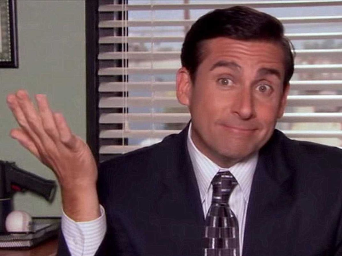 Working 20 Hours In Two Days As Told By Michael Scott