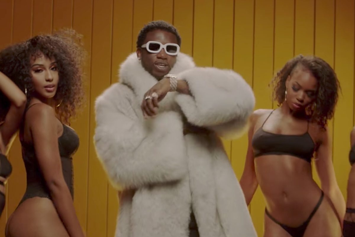 "Watch Gucci Mane and Ty Dolla $ign Get Sexy for New ""Enormous"" Video"