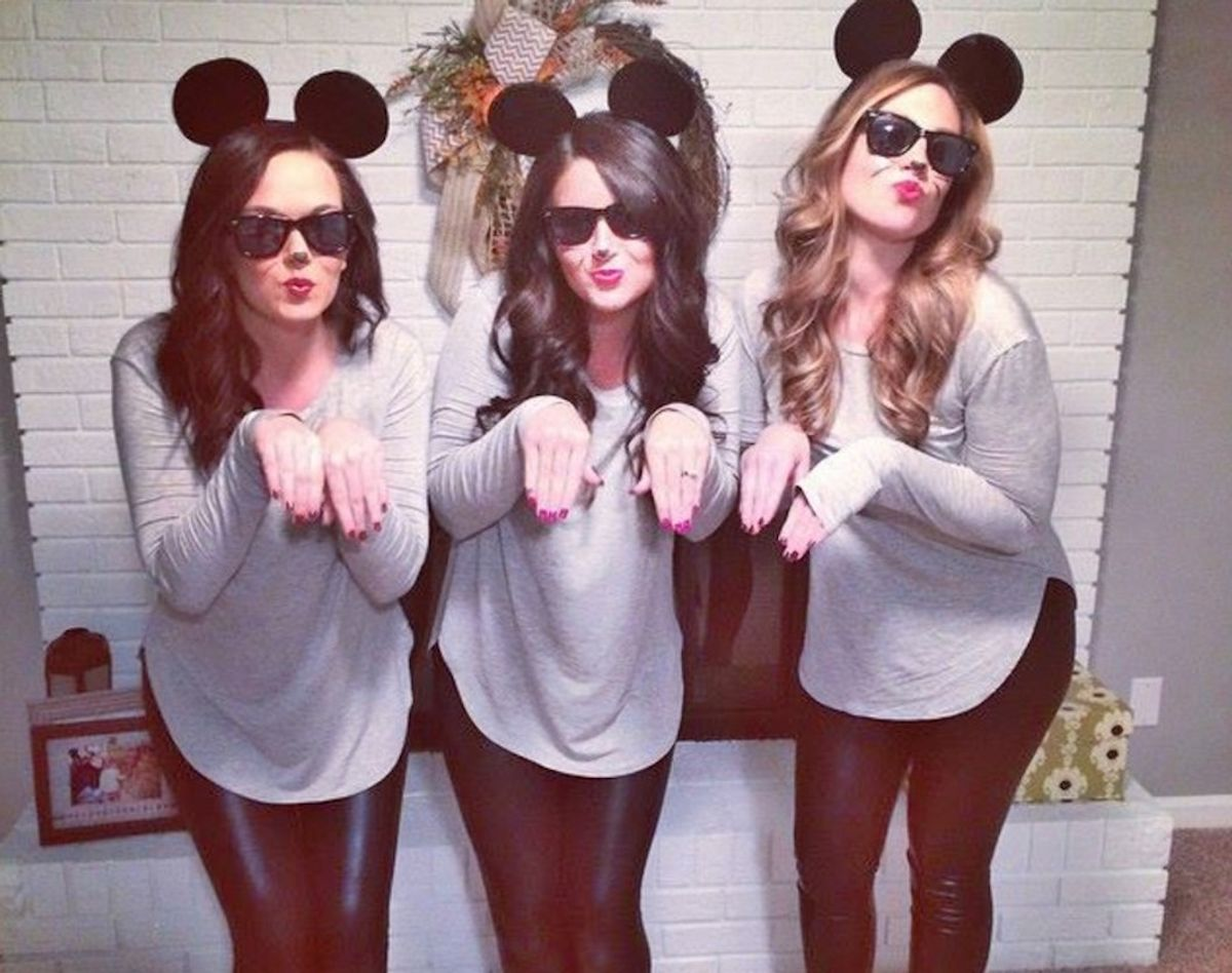 10 Easy Halloween Costumes For Girls On A Budget