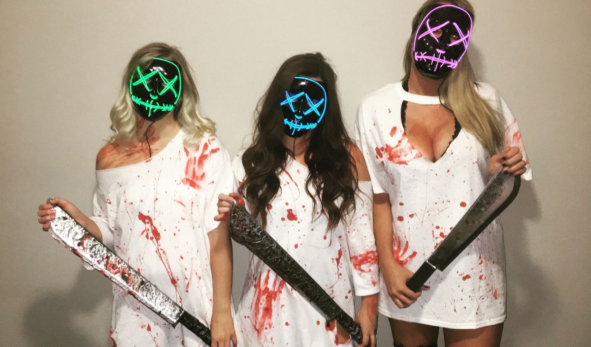 The 10 Most Overrated Halloween Costumes College Girls ALWAYS Choose