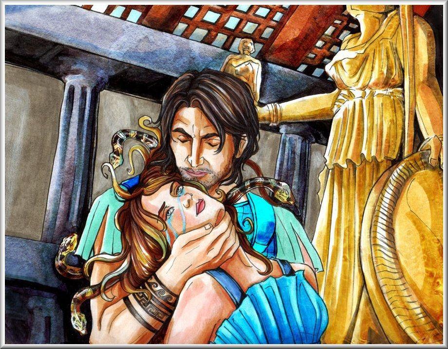 Poseidon und athena Dating-Fanfiction Verdampfer zum Bong anhaken