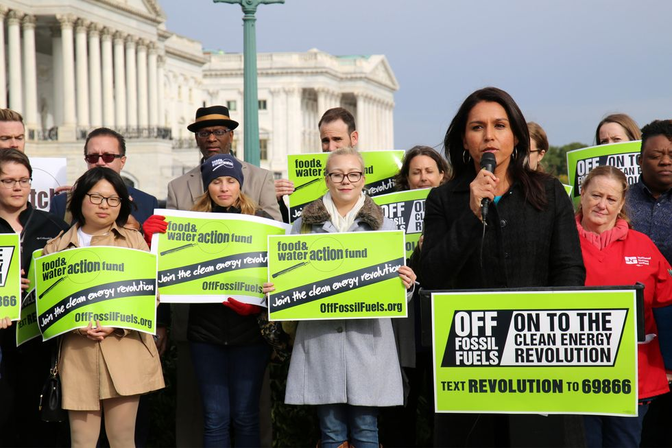 Congresswomen and Environmental Groups Urge Congress to Pass the OFF Act to Combat Climate Change