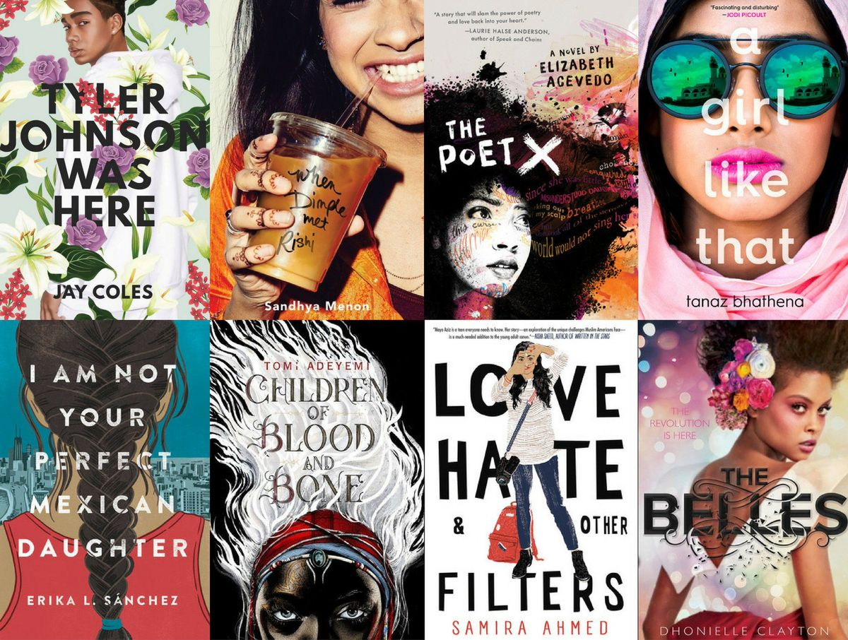 Diversity In Book Covers