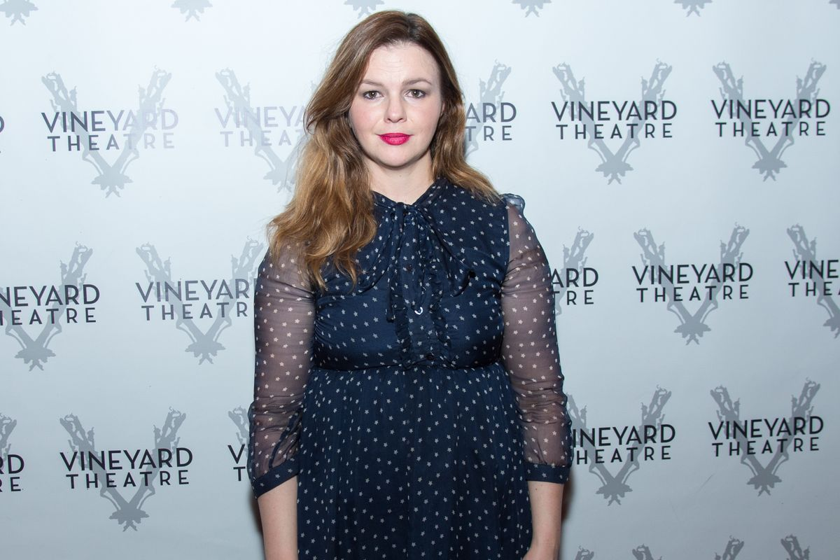 Amber Tamblyn Says She Told Quentin Tarantino to Come Forward with Harvey Weinstein Story