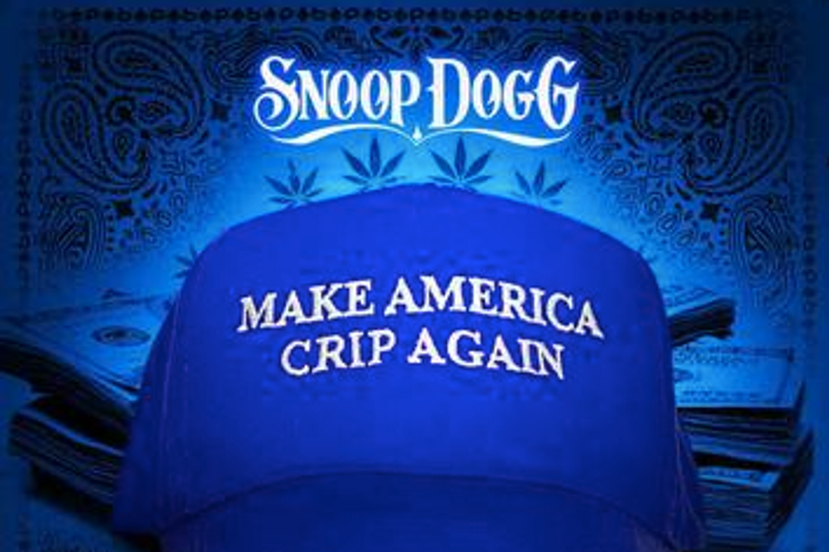 Snoop Dogg Is Making America Crip Again