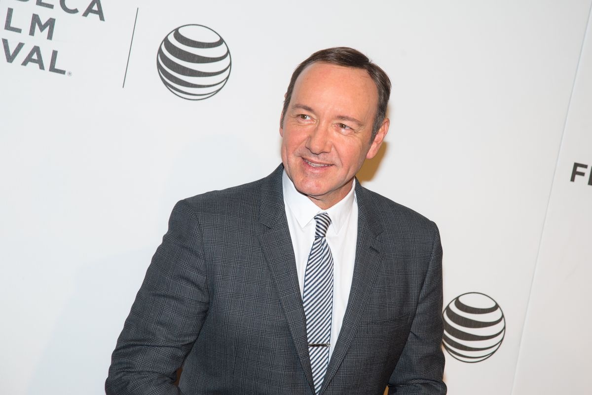 Kevin Spacey Allegedly Tried to Sexually Assault  a 14-Year-Old Anthony Rapp