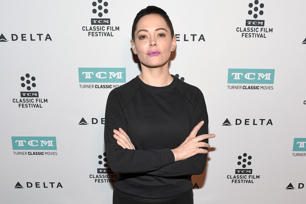 Rose McGowan Issued Arrest Warrant for January Drug Charge