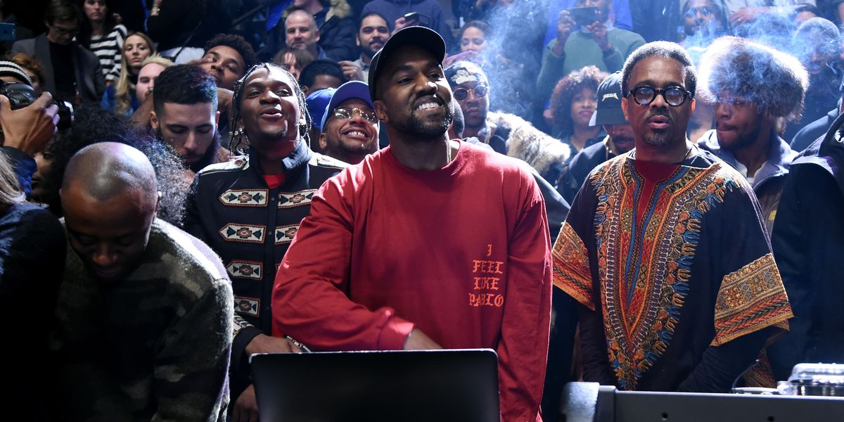 Revel in This Fresh Kanye West Feature