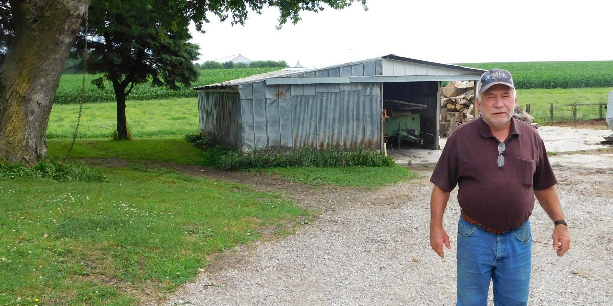 Cheap bacon and bigger barns turn Iowa inside out
