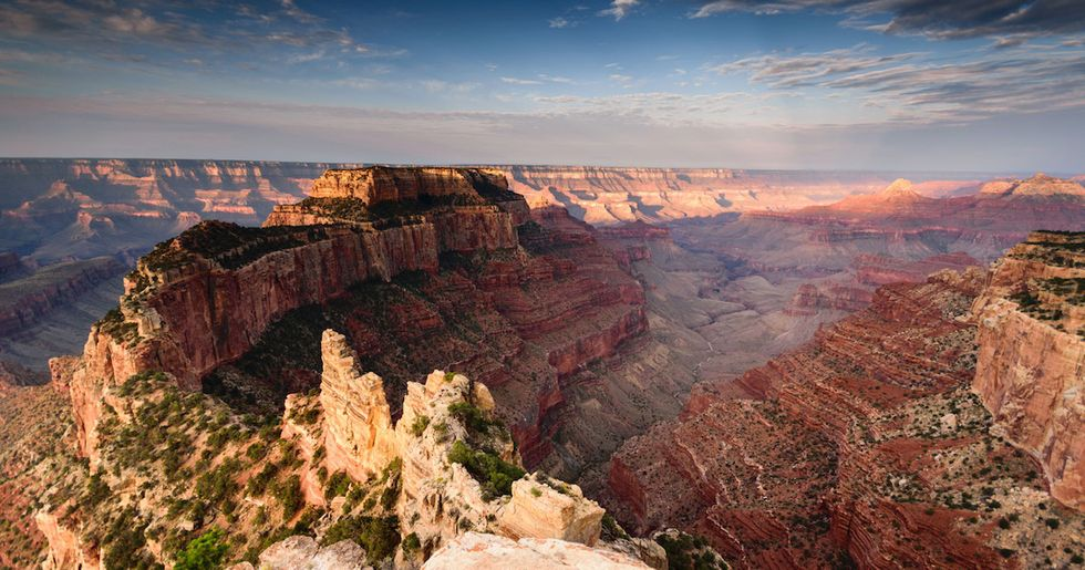 Trump Administration Moves to End Ban on New Uranium Mining Near Grand Canyon