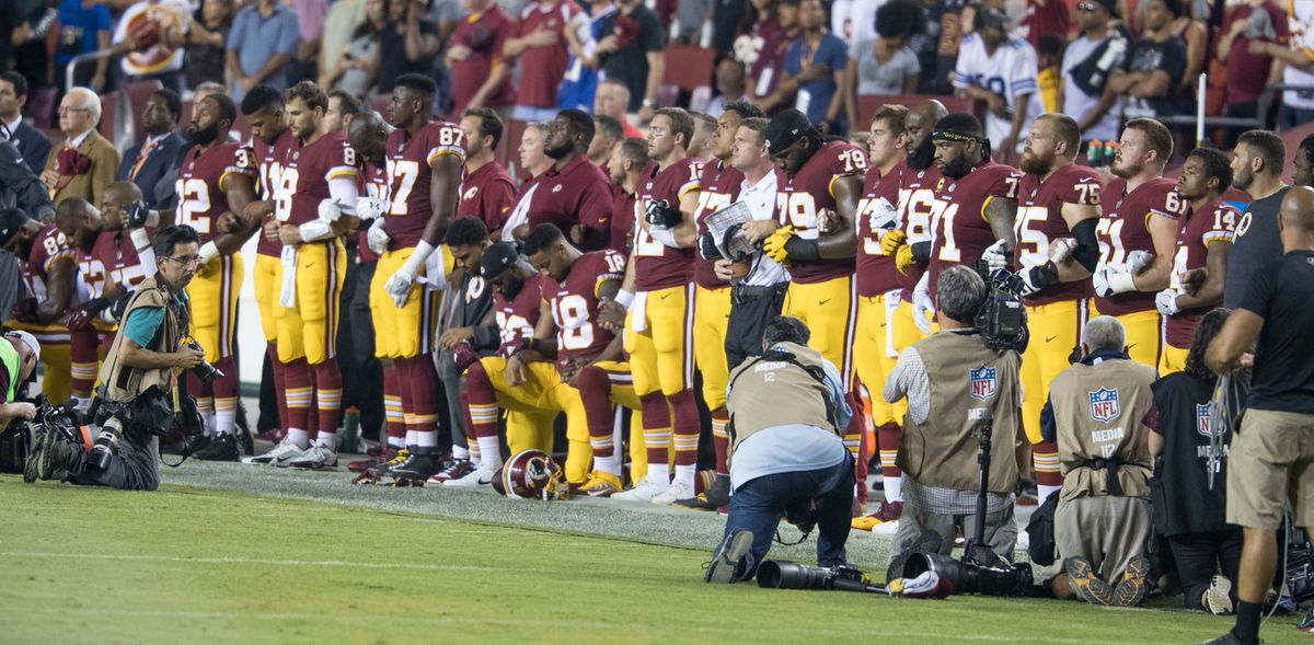 The NFL Protests Are Causing Controversy For Everyone