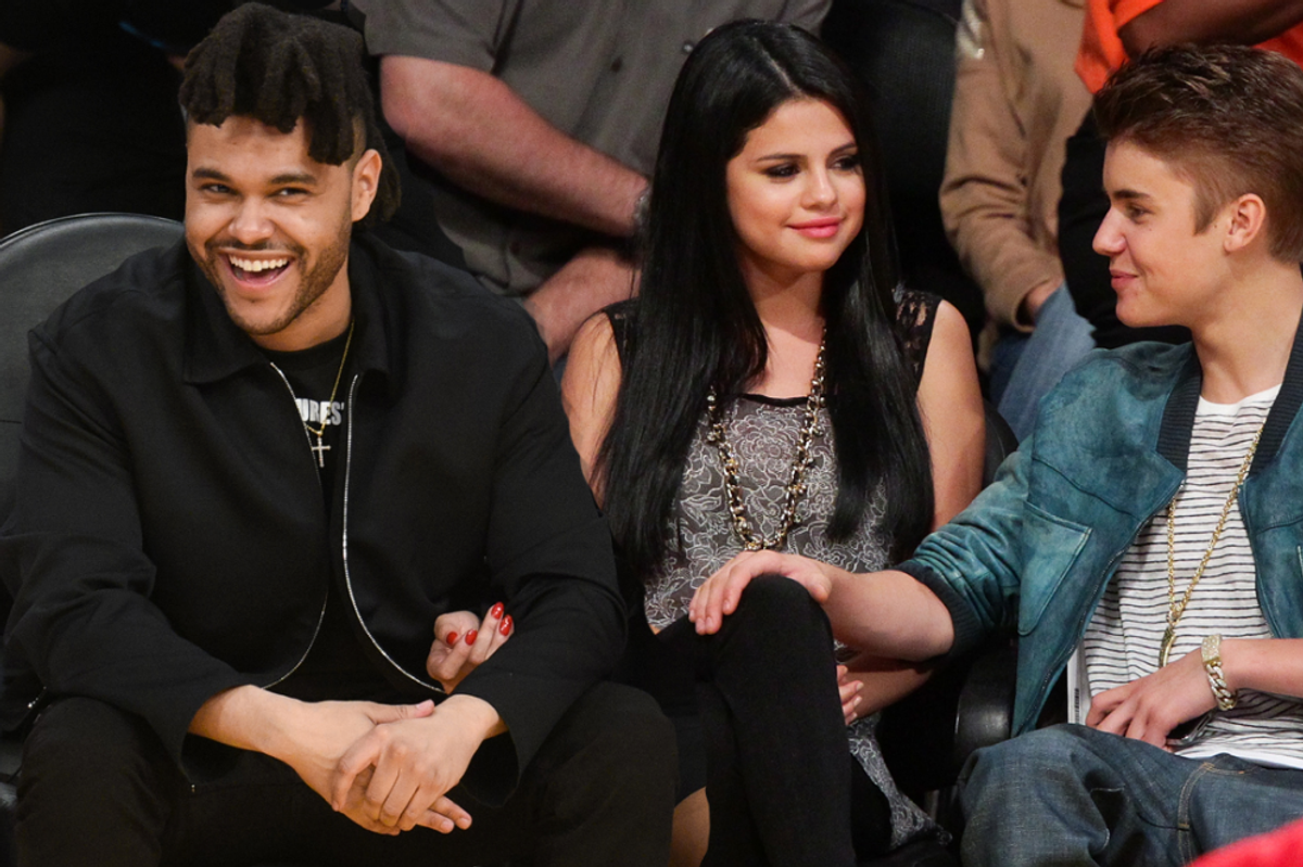Selena Gomez, Justin Bieber and The Weeknd Are All Trolling Us With Outerwear