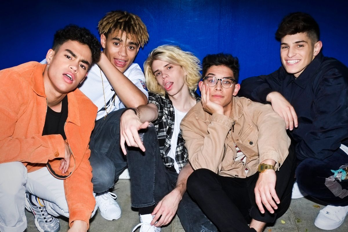 """Premiere: Watch the New Video By PRETTYMUCH, """"Open Arms"""""""