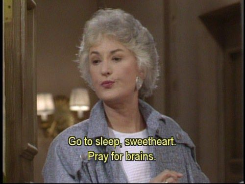10 Times Dorothy Killed It On 'The Golden Girls'
