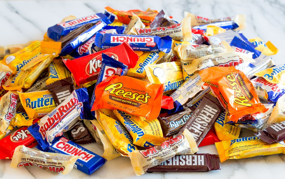 Which Halloween Candy Is Trash?