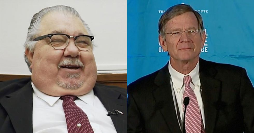 'Victory for Science' as 'Comically Bad' Sam Clovis Withdraws and Climate-Denying Lamar Smith Plans to Retire