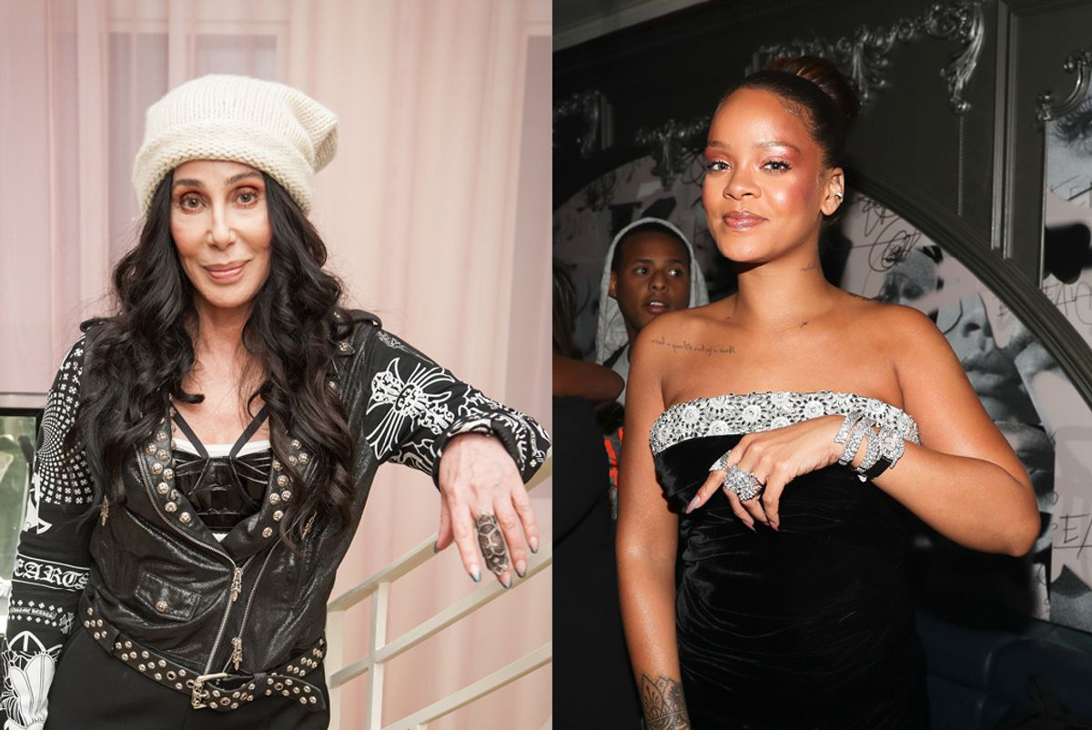 A Close Reading Of Rihanna And Cher's Twitter Exchange