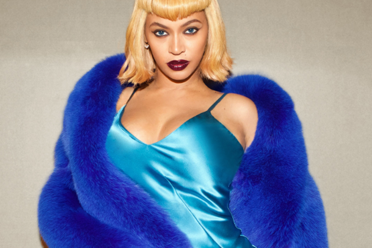 Beyoncé Did Not Just One But Five Iconic Lil Kim Looks For Halloween