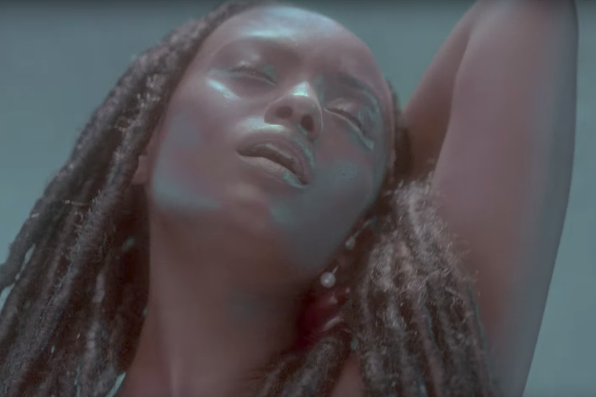 Kelela Having Sex With Her Hair is Perhaps the Greatest Music Video Concept of All Time