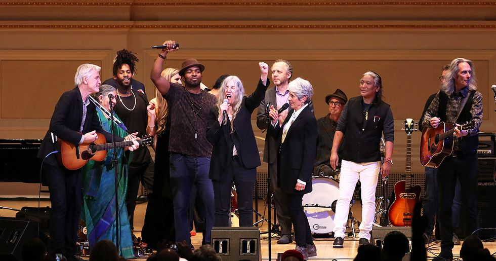 'Music Is Our Universal Language': Celebrities Unite on Climate Action at Carnegie Hall Concert