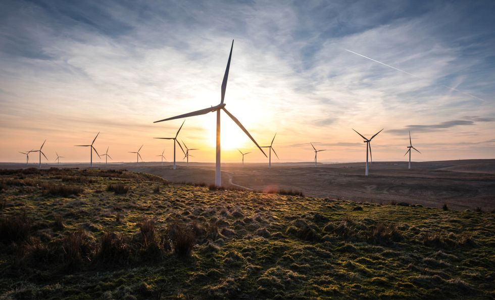Wind Turbines Supplied 99% of Scotland Electricity Demand Last Month