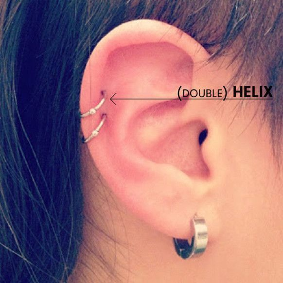 5 Things No One Told Me About My New Cartilage Piercing