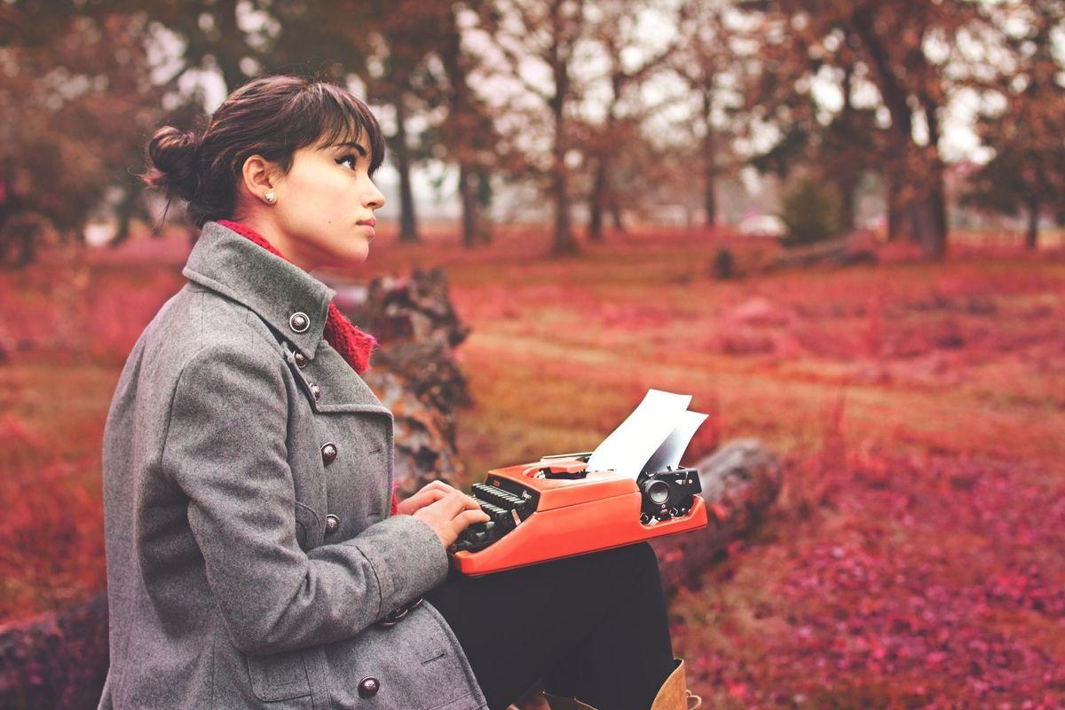 25 Reasons Why We Write