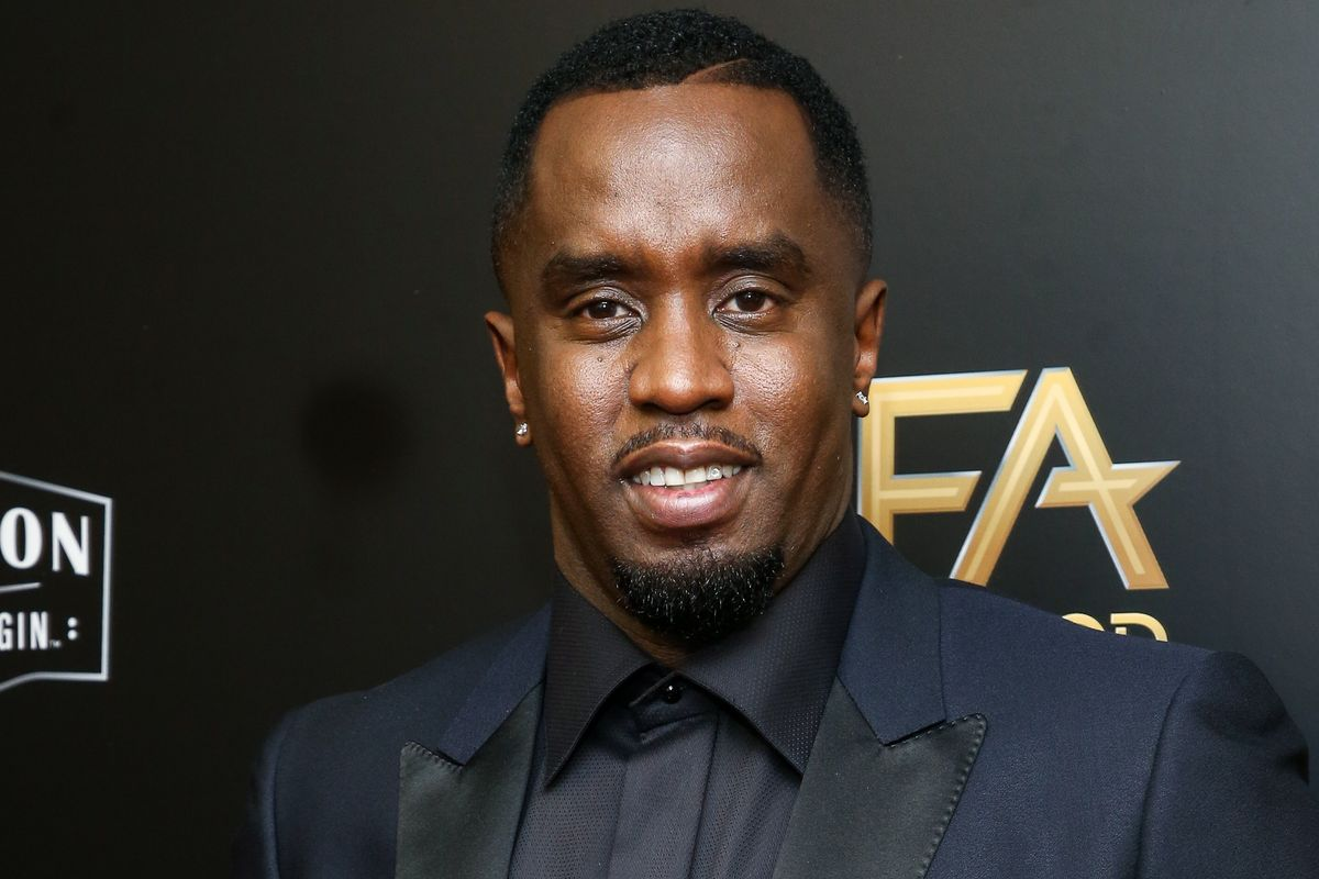 "Sean ""P. Diddy"" Combs Changes His Name in Advance of New Album"