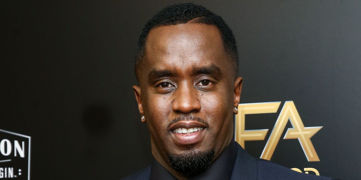 """Sean """"P. Diddy"""" Combs Changes His Name in Advance of New Album"""