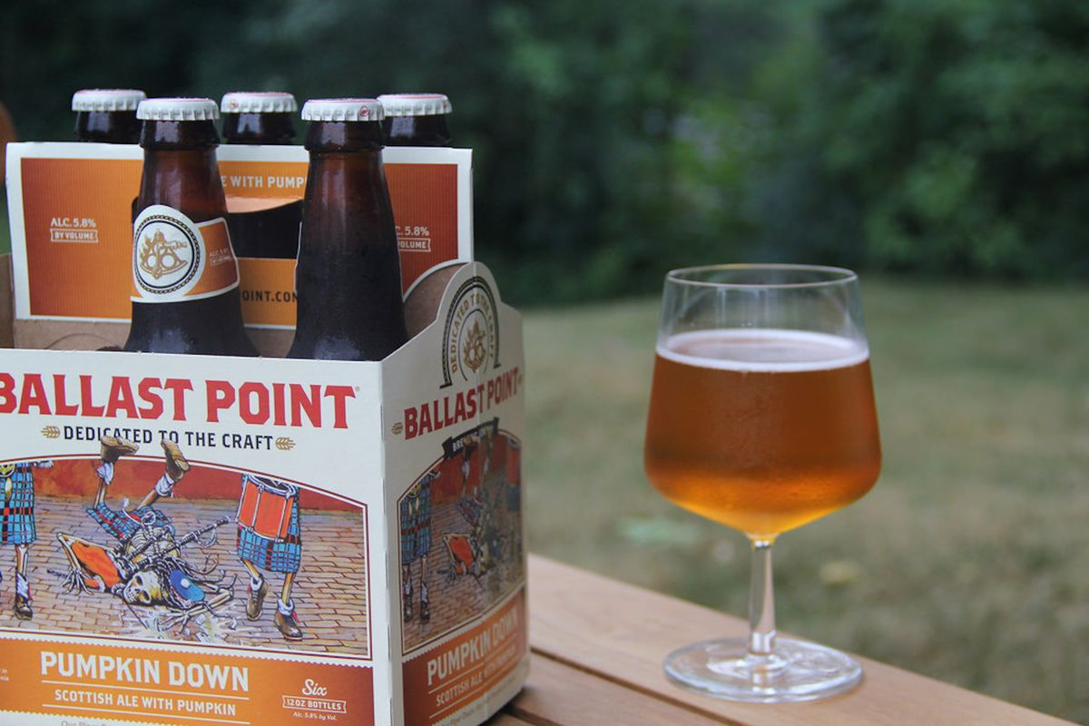 Best 5 Pumpkin Beers To Replace The Pumkpin Pie