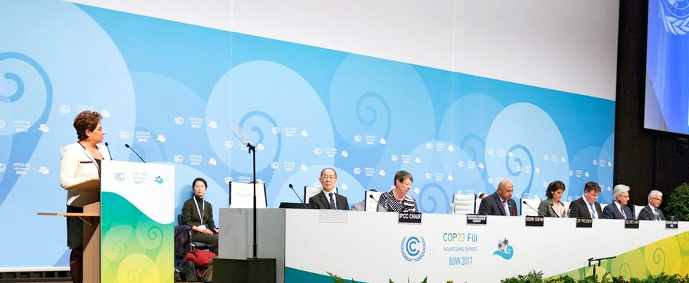 Analysis: Which Countries Have Sent the Most Delegates to COP23?