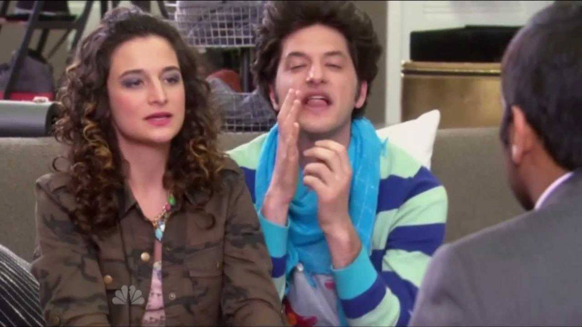 10 Secrets To Making It Through The End Of The Semester As Told By John Ralphio And Mona Lisa