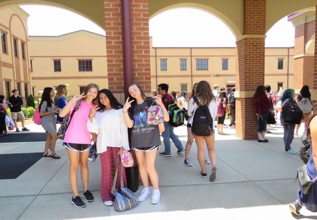 Reality Check: What High School Back-To-School Is Really Like