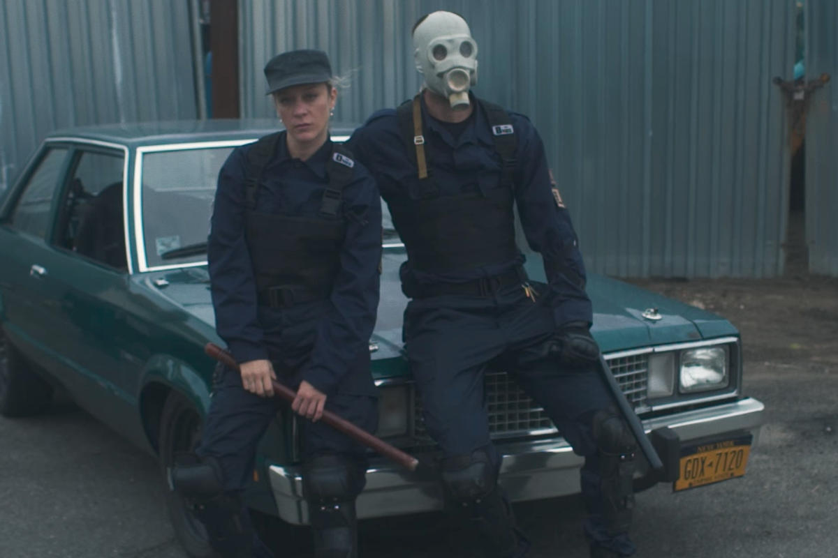 Chloë Sevigny is a Baton-Weilding Policewoman in Pussy Riot's Powerful New Video