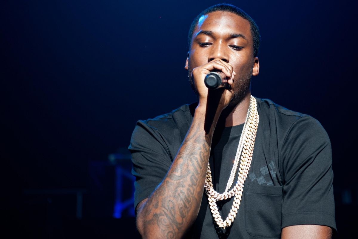 Over 25,000 People Have Signed a Petition to Free Meek Mill