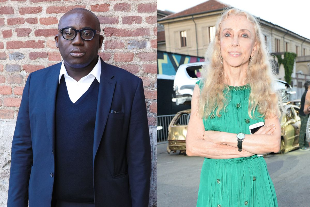 Is Edward Enninful the Heir to Franca Sozzani's Iconoclastic Mantle?