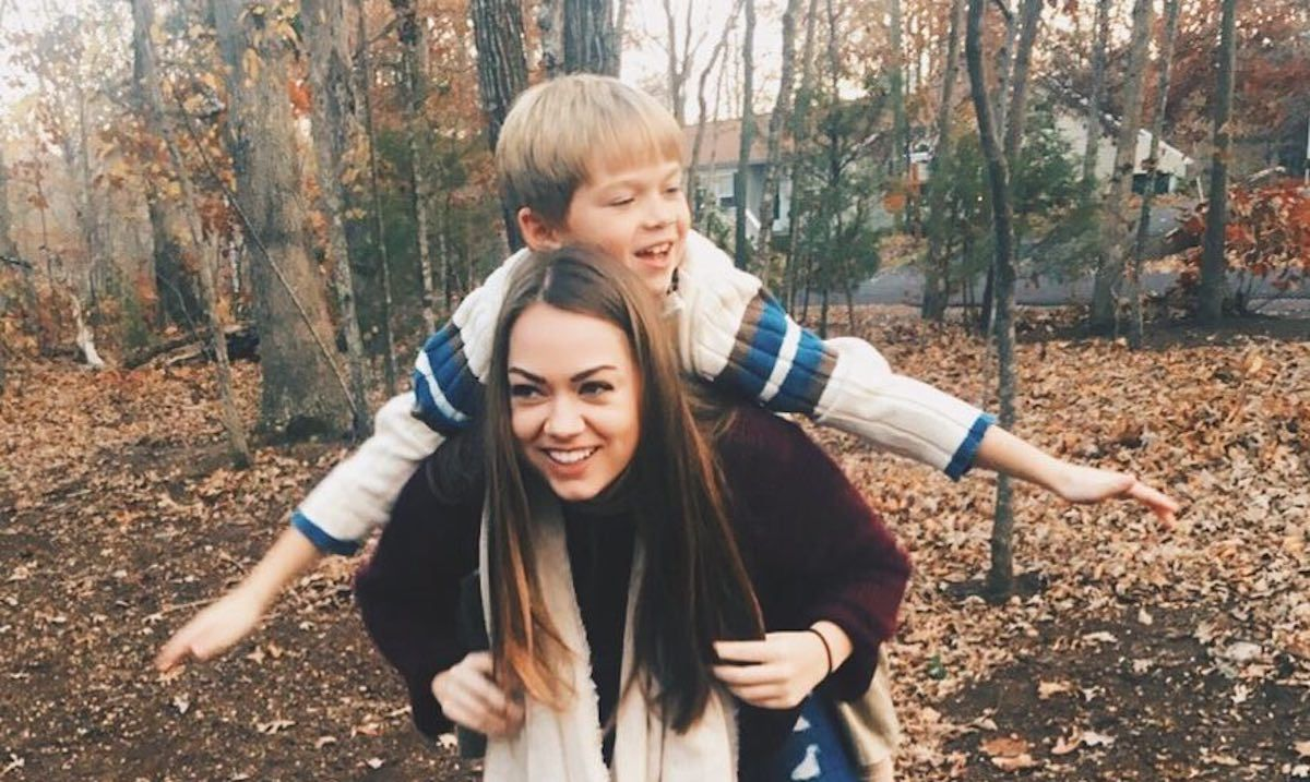 To My 10-Year-Old Brother, From The Luckiest Big Sis In The World