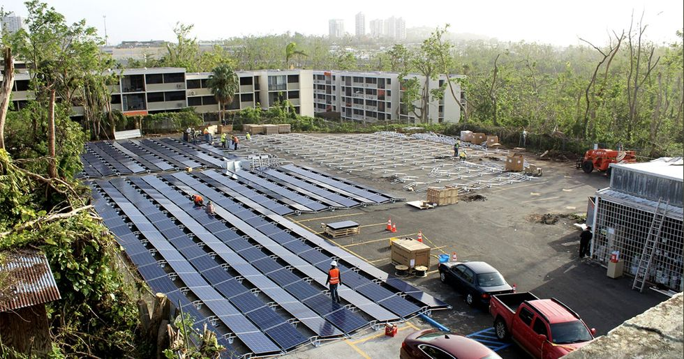 Why Solar 'Microgrids' Are Not a Cure-All for Puerto Rico's Power Woes