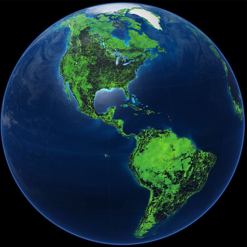 Conservationists, Computer Scientists to Map a 'Safety Net' for Earth