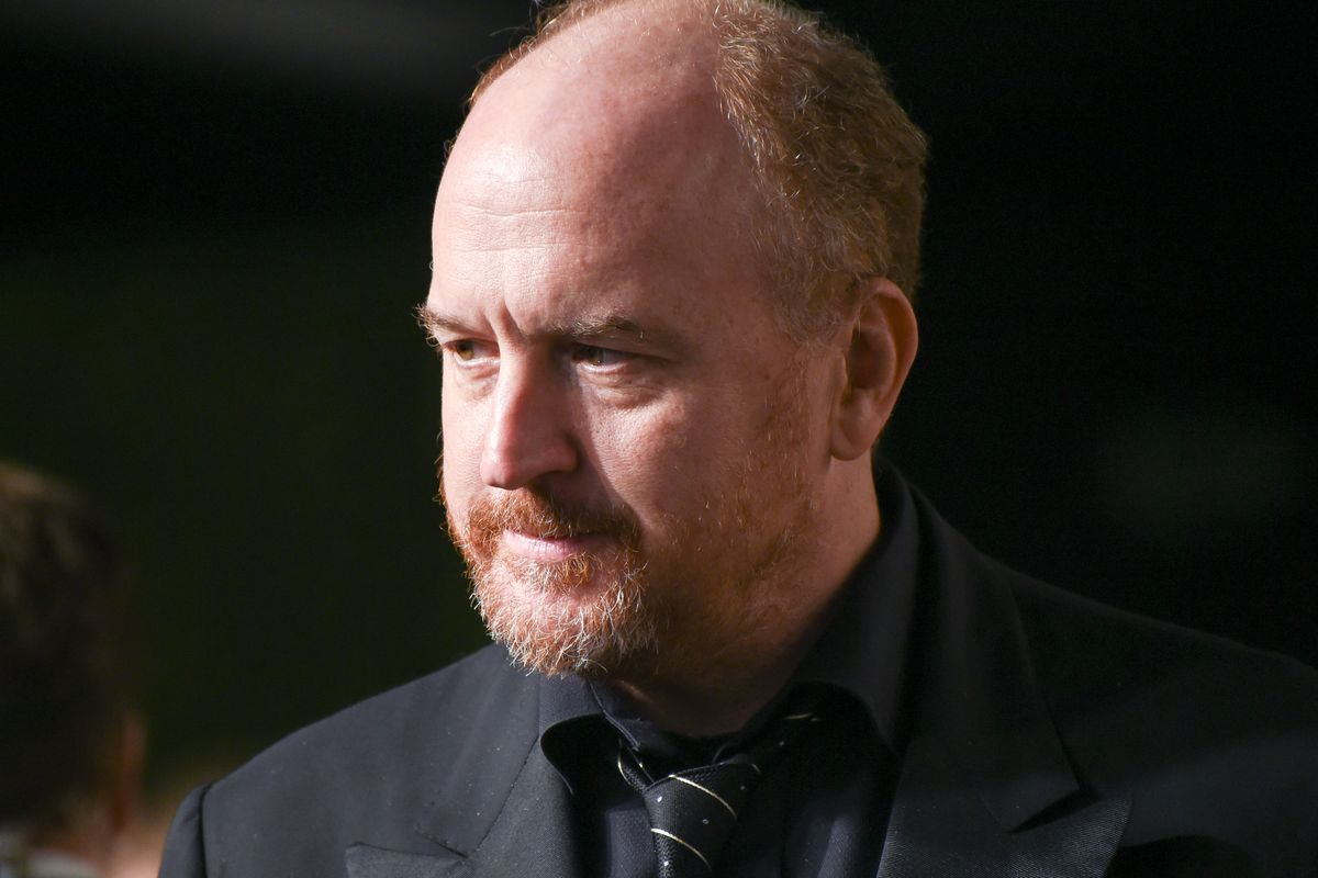 Louis C.K.'s New Movie Has Been Pulled