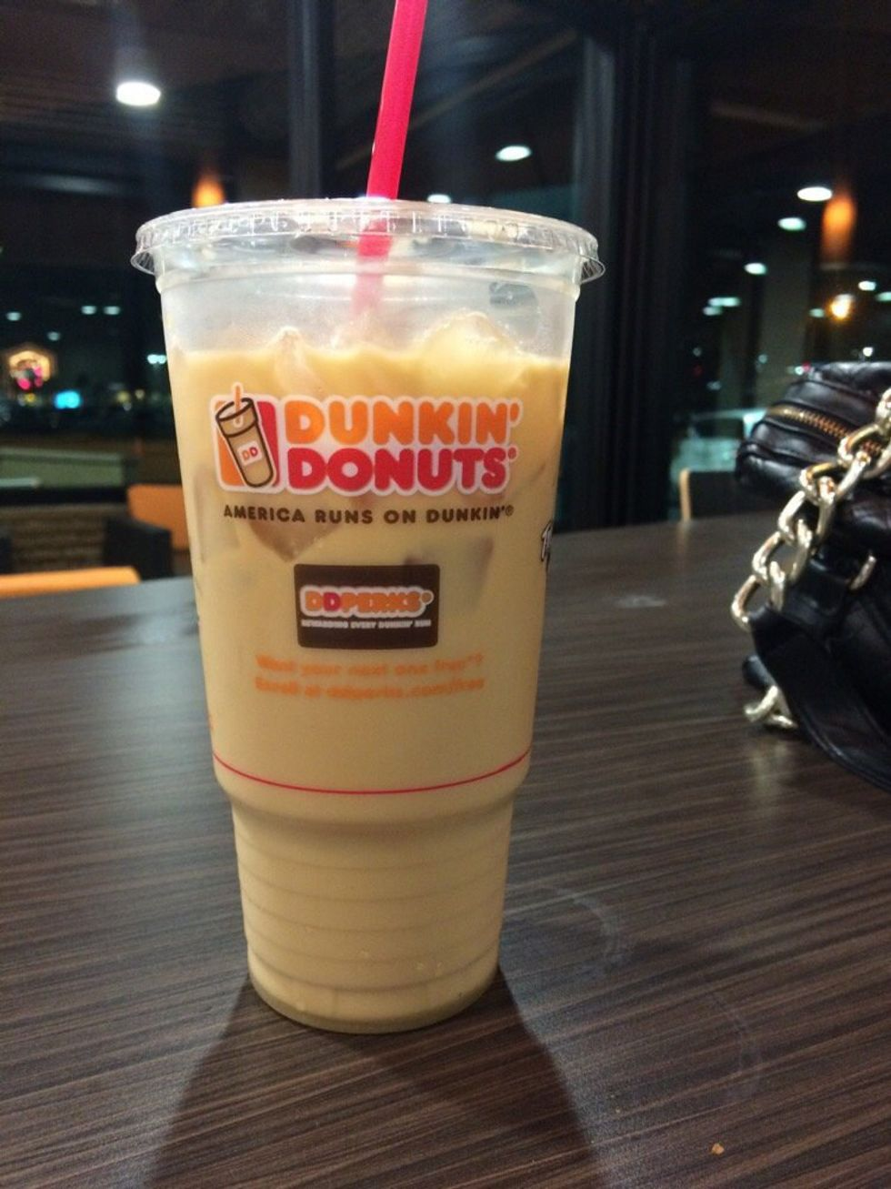 12 Of The Best Menu Items From Dunkin' Donuts