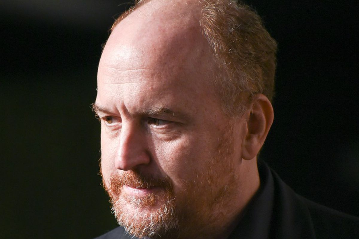 """Louis C.K. Admits to Sexual Misconduct: """"These Stories Are True"""""""