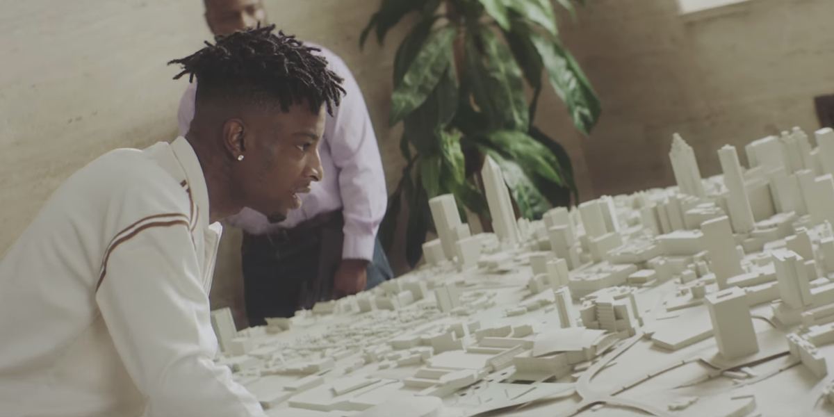 """21 Savage's """"Bank Account"""" Video is Finally Here"""