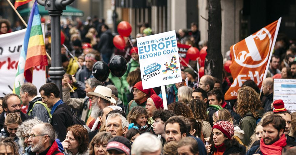 People Power Will Move Europe Beyond Coal