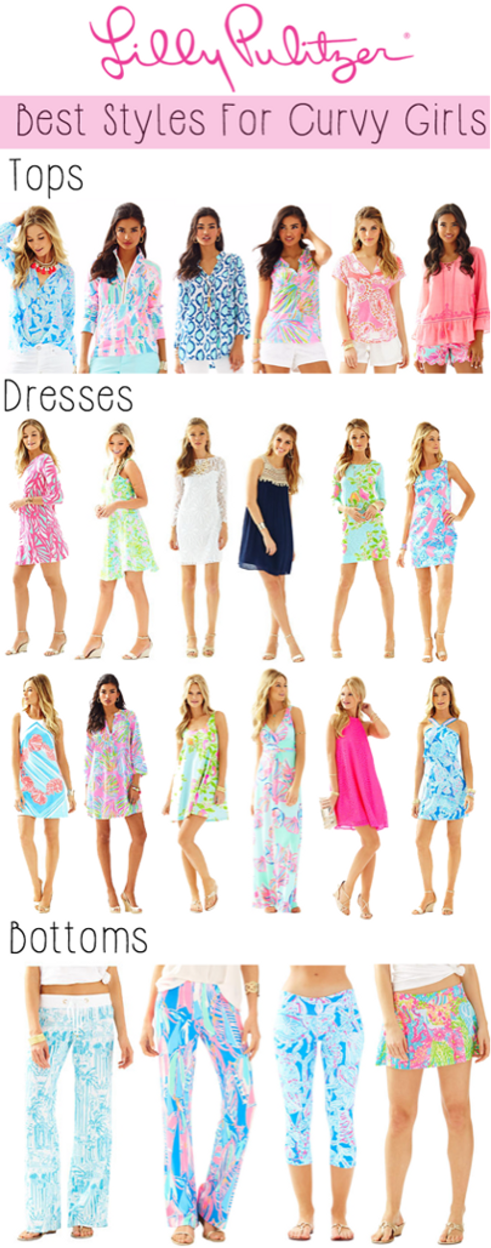 A Letter From A Plus Size Lilly Pulitzer Girl