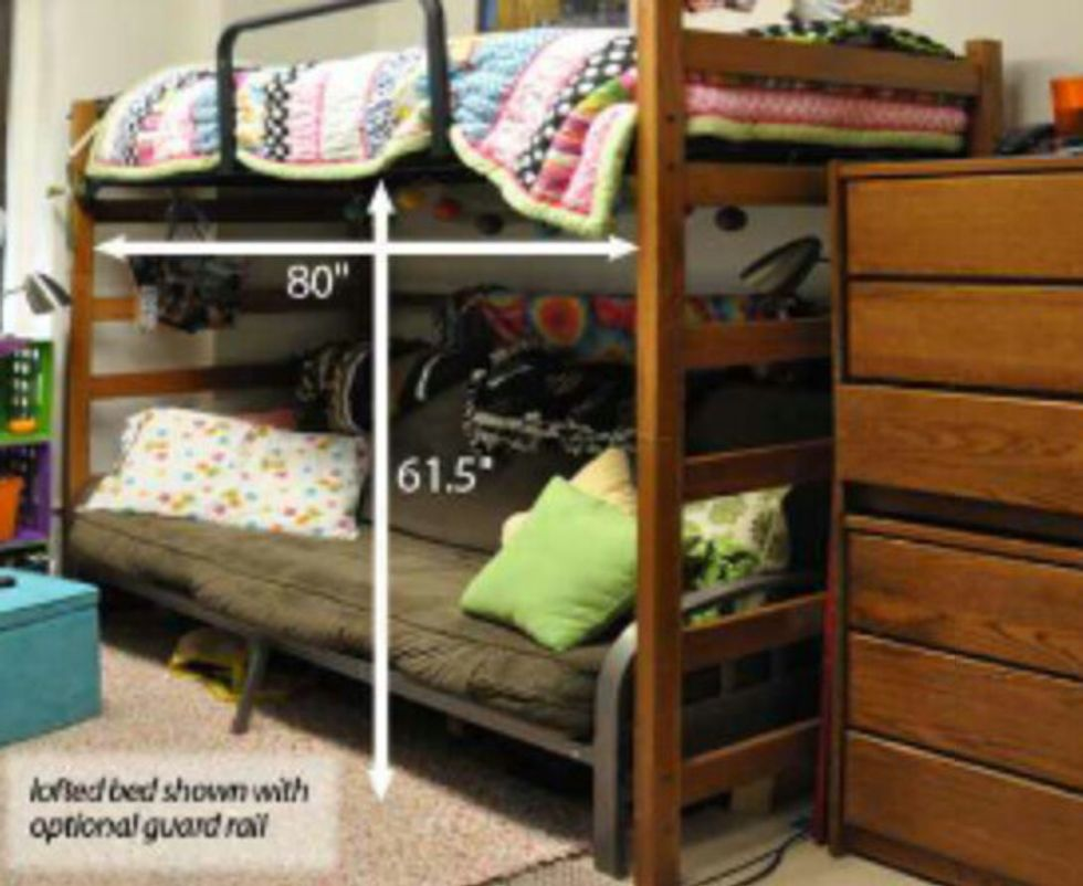 7 Dorm Room Ideas You Need To Steal